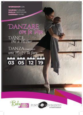 Danzare con la Vita 1° incontro @ sede Babymio
