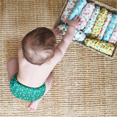 Pannolini lavabili: un mondo tutto da scoprire! @ On line da casa vostra